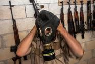 IS tấn công cảnh sát Irag bằng vũ khí hóa học