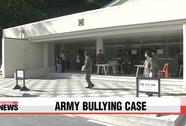 Đánh chết đồng đội, binh sĩ Hàn Quốc lãnh 45 năm tù