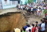 """Bộ TN-MT đề nghị Thanh Hóa di dân khỏi khu vực """"hố tử thần"""""""