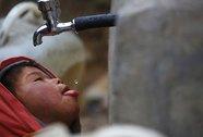 2 tỉ người dùng nước nhiễm phân