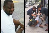 Mỹ điều tra vụ cảnh sát da trắng bóp cổ người da đen
