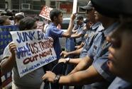 Hiệp ước hợp tác an ninh Mỹ - Philippines gặp trở ngại