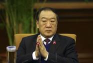 Sa thải phó chủ tịch Hội nghị Hiệp thương chính trị nhân dân Trung Quốc