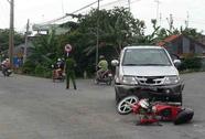 Tai nạn giao thông trên Quốc lộ 91, một trẻ nguy kịch