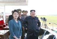 Triều Tiên cử đội cổ động đến Hàn Quốc