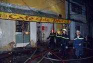 Cháy dãy nhà trọ 31 phòng