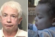 Tát con nít, ngồi tù 8 tháng