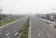 Thông xe thêm 1,4 km đường Phạm Văn Đồng