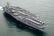 Iran tập trận luyện tấn công siêu tàu sân bay Mỹ