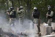 Ukraine quét sạch quân ly khai thân Nga ở miền Đông