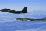 Máy bay ném bom Nga tập trung tại Crimea