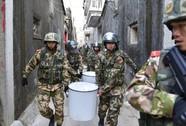 Trung Quốc: Trực thăng đột kích làng ma túy