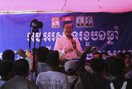 Campuchia dọa kiện Sam Rainsy