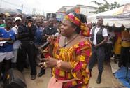 17 bệnh nhân Ebola bỏ trốn ở Liberia