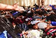 """ISIL """"khoe"""" hành quyết 1.700 binh sĩ Iraq"""