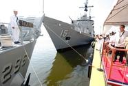 Hàn Quốc tặng tàu chiến cho Philippines
