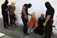 """Hamas hành quyết 18 người """"làm gián điệp"""""""