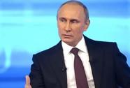 Ông Putin: Internet là sản phẩm của CIA