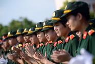 Chỉ tiêu tuyển sinh vào các trường quân đội