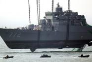 """Tàu tuần tra Triều Tiên vượt biên """"thử"""" Hàn Quốc"""