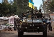 Donetsk trúng tên lửa đúng lúc đoàn xe Nga tới