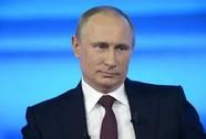 Nhận xét lạ lùng của Putin về Obama