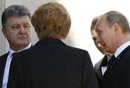 Chạy đua phá băng khủng hoảng Ukraine
