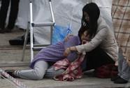 Vụ chìm tàu Sewol: Thiếu niên báo động không kịp gọi người thân
