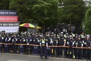 6.000 cảnh sát Hàn Quốc truy bắt chủ tàu Sewol