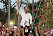 Tân tổng thống Indonesia can dự vào biển Đông