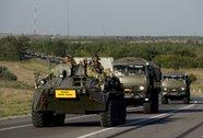 Mỹ không tin Ukraine phá hủy xe bọc thép Nga