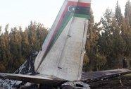Libya: Rơi máy bay quân sự, 11 người chết
