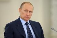 Ông Putin: Kết thúc hợp tác quốc phòng là thảm họa cho Ukraine