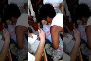 Bé gái 3 tuổi sống dậy trong quan tài
