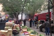 """Trung Quốc: Sơ tán nhà ga vì """"thiết bị nổ"""""""