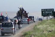 IS tháo chạy khỏi Kobane
