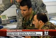 """Đến Mỹ tập trận, sĩ quan Afghanistan """"hô biến"""""""