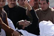 Ông Mubarak trắng án
