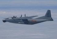 Không quân Nhật xuất kích chặn máy bay Trung Quốc tăng kỷ lục