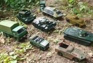 """Nga dùng """"xe tăng tí hon"""" trêu chọc NATO"""