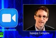 """Snowden hỏi """"móc"""" Tổng thống Putin"""