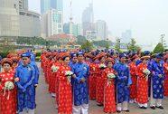 Tổ chức lễ cưới cho 100 đôi công nhân