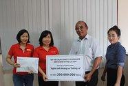 200 triệu đồng ủng hộ Hoàng Sa, Trường Sa