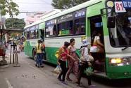 Xử phạt xe buýt dừng sai trạm