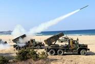 Triều Tiên lại phóng tên lửa ra biển, bất chấp chỉ trích