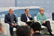 Lãnh đạo Nga, Đức, Pháp điện đàm tình hình Ukraine