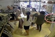 """Hot girl"" Vân Shi tố bị trộm Iphone 6"