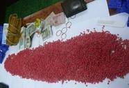 Tinh vi giấu 10 ngàn viên hồng phiến trong hộp sữa