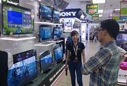 Siêu thị cho mượn tivi xem World Cup
