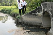 Quảng Nam: Báo động ô nhiễm